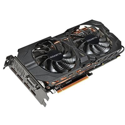 ���������� Gigabyte PCI-E GV-R939XG1 GAMING-8GD AMD Radeon R9 390X 8192Mb 512bit GDDR5 1050/6000 DVIx2/HDMIx1/DPx3/HDCP Ret GV-R939XG1 GAMING-8GD