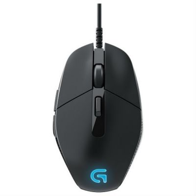 Мышь проводная Logitech игровая G302 Daedalus Prime 910-004207