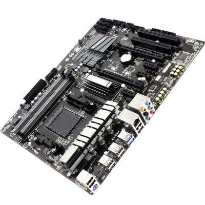 Материнская плата Gigabyte SocketAM3+ AMD 970 2xPCI-E GbLAN SATA RAID ATX 4DDR-III (RTL) GA-970A-UD3P rev2.0