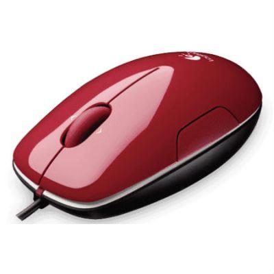 Мышь проводная Logitech M150 Red 910-003751