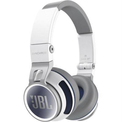 Наушники JBL беспроводные Synchros S400BT белые