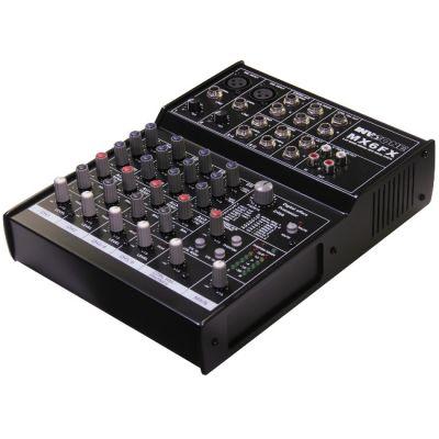 Микшерный пульт Invotone MX6FX аналоговый