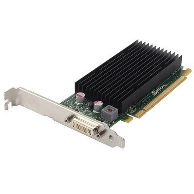Видеокарта PNY 512Mb PCI-Eх16 nVidia NVS 300 DDR3, 64 bit, DMS59 to 2*DVI, Low Profile, Retail VCNVS300X16DVI-PB