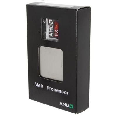 Процессор AMD X8 FX-9590 Socket-AM3+ (5.0/5200/8Mb) w/o fan Box FD9590FHHKWOF