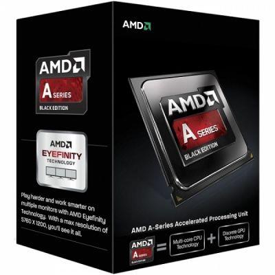 ��������� AMD A10 7870K FM2+ (3.7GHz/3900MHz/AMD Radeon R7) Box AD787KXDJCBOX