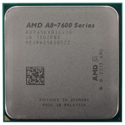 ��������� AMD A8 7650-K FM2+ (3.3GHz/5000MHz/AMD Radeon R7) OEM AD765KXBI44JA