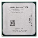 Процессор AMD Athlon II X2 340 3200 МГц SocketFM2 Trinity (FM2, L2 1024Kb) OEM AD340XOKA23HJ