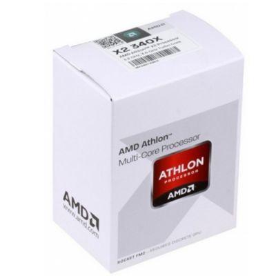 Процессор AMD ATHLON X2 340 DC FM2 1MB 65W 3600MHZ BOX AD340XOKHJBOX