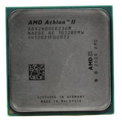 ��������� AMD ATHLON II X2 260 3.2 GHz / 2core / 2Mb / 65W / 4000MHz Socket AM3 ADX260OCK23GM