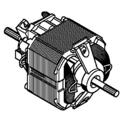 Двигатель Hitachi электрический переменного тока C12RA 327-290B