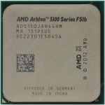 ��������� AMD Athlon 5150 Socket-AM1 (1.6GHz/2Mb/AMD Radeon R3) OEM AD5150JAH44HM