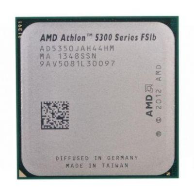Процессор AMD Athlon X4 5350 Socket-AM1 (2.05/5000/2Mb/Radeon HD 8400) Kabini OEM AD5350JAH44HM