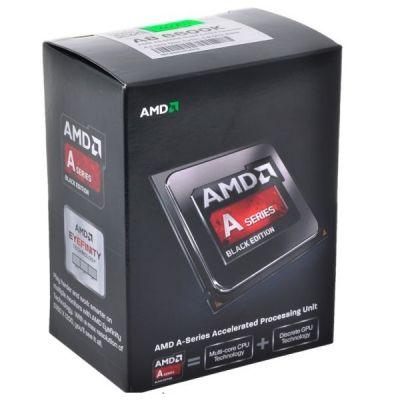 ��������� AMD A8-6600K Black Edition , 3.90���, 4��, Socket FM2, BOX AD660KWOHLBOX