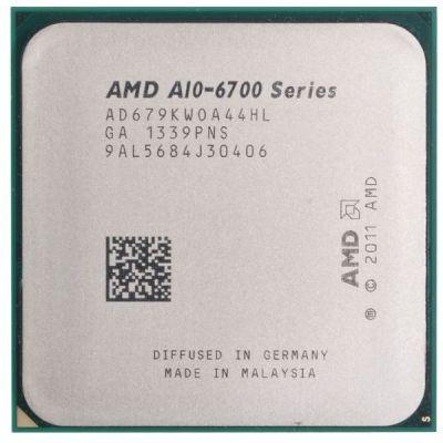 ��������� AMD A10-6790K Richland 4000 ��� (FM2, L2 4096Kb) AD679KWOA44HL