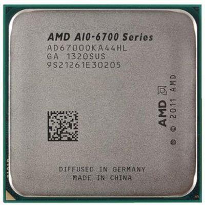 ��������� AMD A10 6700 FM2 (3.7GHz/4300MHz/AMD Radeon HD 8670D) OEM AD6700OKA44HL