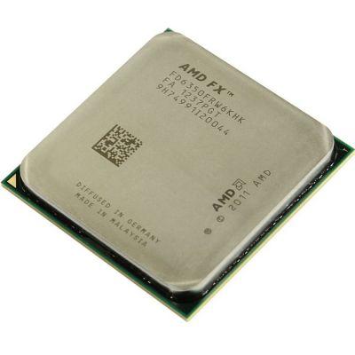 Процессор AMD FX-6350 (FD6350F) 3.9 GHz / 6core / 6+8Mb / 125W / 5200 MHz Socket AM3+OEM FD6350FRW6KHK