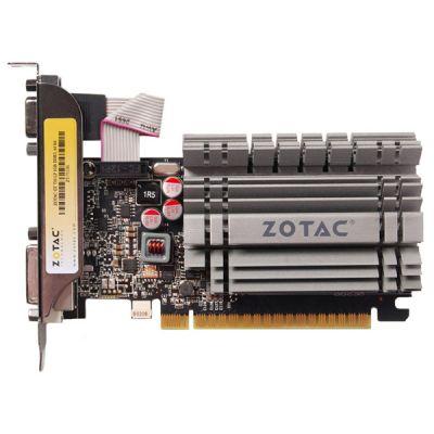 Видеокарта Zotac 2Gb PCI-E GT730 ZONE Edition Low Profile GDDR3, 64 bit, DVI, HDMI, VGA, ZT-71113-20L