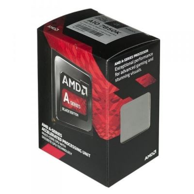 Процессор AMD A10-7850K 3.7 GHz / 4core / SVGA RADEON R7 / 4 Mb / 95W / 5 GT / s Socket FM2+ BOX AD785KXBJABOX
