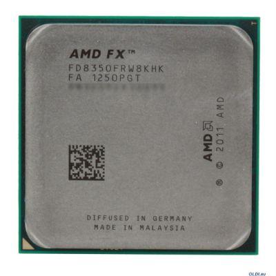 Процессор AMD FX-8350 OEM (FD8350FRW8KHK)
