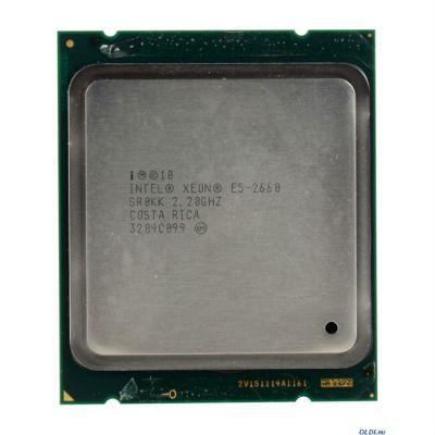 ��������� Intel Xeon E5-2660 OEM