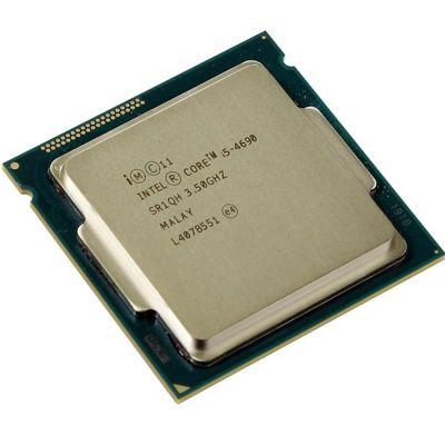 ��������� Intel Core i5-4690 3.5 GHz / 4core / SVGA HD Graphics4600 / 1+6Mb / 84W / 5 GT / s LGA1150 OEM CM8064601560516SR1QH