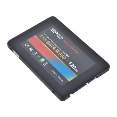 "������������� ���������� Silicon Power SSD 2.5"" 120 Gb SATA III S55 (SP120GBSS3S55S25)"