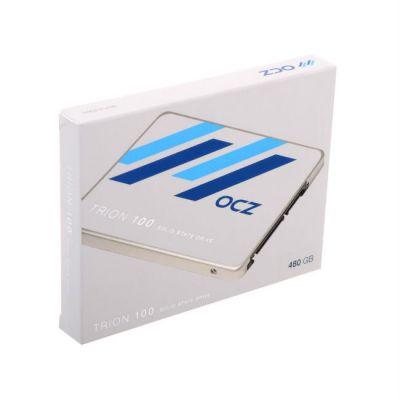 """Твердотельный накопитель OCZ SSD 2.5"""" 480 Gb SATA 3 Trion 100 (TRN100-25SAT3-480G)"""