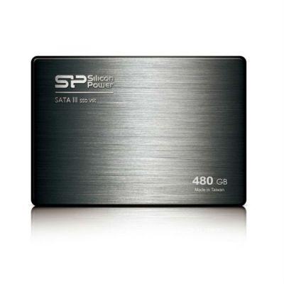 "������������� ���������� Silicon Power SSD 2.5"" 480 Gb SATA III V60 + Desktop kit (SP480GBSS3V60S25)"