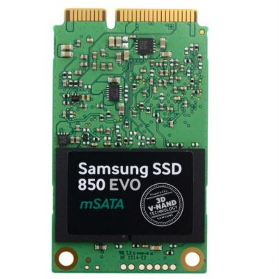 SSD-диск Samsung SSD 500 Gb mSATA 850 EVO (MZ-M5E500BW)