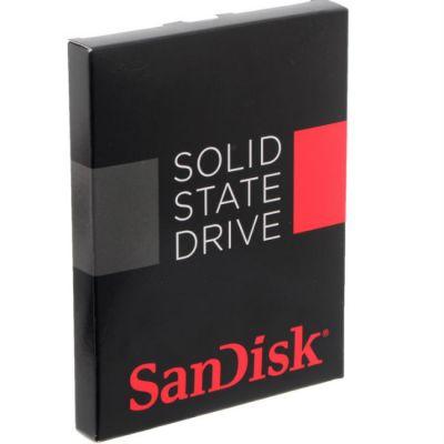 "SSD-диск SanDisk SSD 2.5"" 512 Gb SATA III X300 (SD7SB7S-512G-1122)"