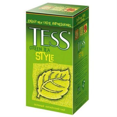 Чай TESS Стайл (2гх100п) чай пак.зел.п/э ХРК 0988-10