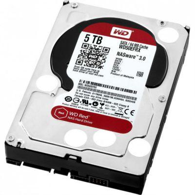 Жесткий диск Western Digital WD50EFRX Red