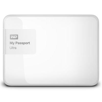 """������� ������� ���� Western Digital 2.5"""" 3Tb WDBNFV0030BWT-EEUE White External"""