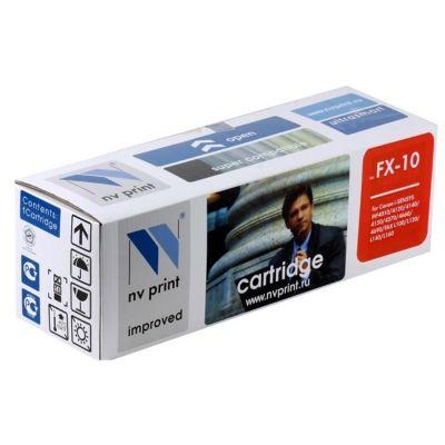 ��������� �������� ����������� NV-Print FX-10 0263B002 ��� Canon FAX-L100/L120/MF4120/4140/4150