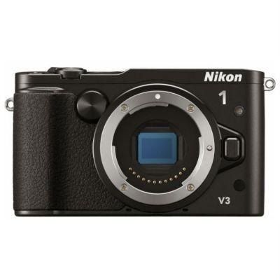 Беззеркальный фотоаппарат Nikon 1 V3 Black Body VVA231AE