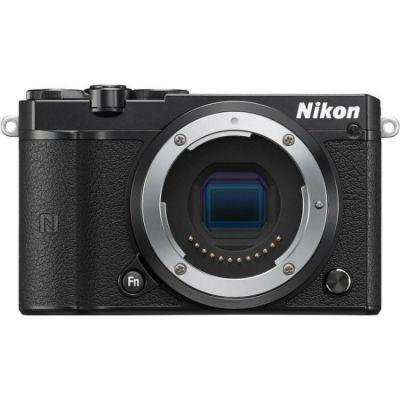 Беззеркальный фотоаппарат Nikon 1 J5 Body Black VVA241AE