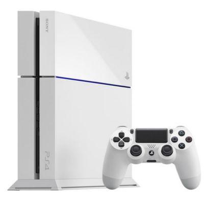 Игровая приставка Sony PS4 500GB CUH-1208A White PS719815044