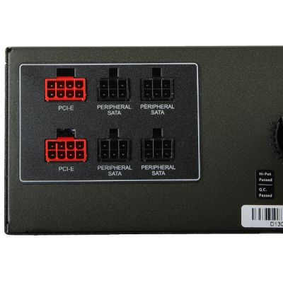 Блок питания Aerocool Strike-X 1100W Army Edition Retail
