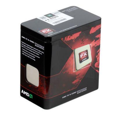 ��������� AMD Socket AM3 FX-8320 X8 (3.50GHz/16Mb) BOX Black Edition FD8320FRHKBOX
