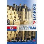 Lomond Пленка PE Laser Film – прозрачная, А3, 100 мкм, 50 листов, ч/б для цветных лазерных принтеров. 0703315