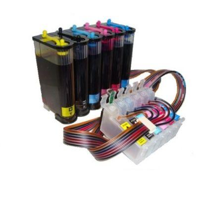 Расходный материал Inksystem СНПЧ Epson Stylus Photo P50 (C11C655001-N)