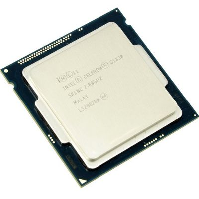 Процессор Intel Original Celeron X2 G1830 Soc-1150 (2.8/5000/2Mb/HDG) OEM CM8064601483404S R1NC IN