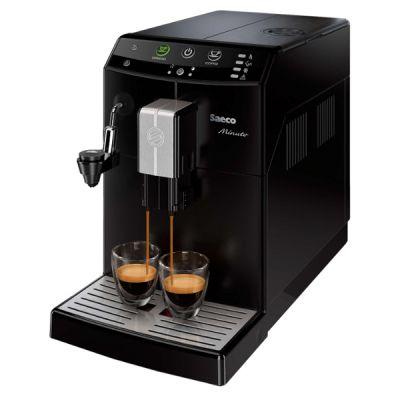 Кофемашина Philips черный,пластик HD8665/09