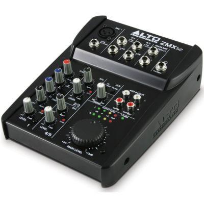 Микшерный пульт Alto ZEPHYR ZMX52 аналоговый