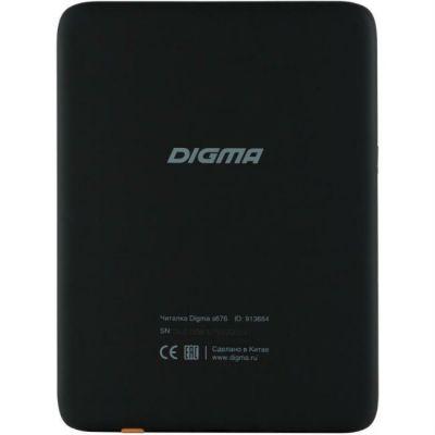 Электронная книга Digma S676 S676BK