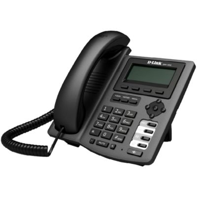 Телефон D-Link VoIP Phone DPH-150S/F4B