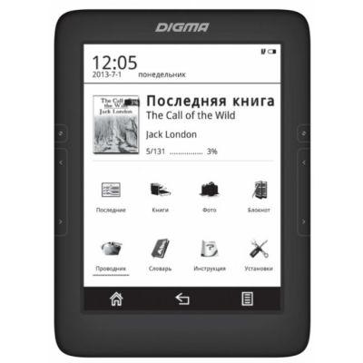 Электронная книга Digma T646 T646BK