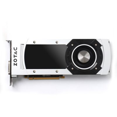 Видеокарта Zotac 4Gb PCI-E GTX980 Blower , GDDR5, 256 bit, HDCP, DVI, HDMI, 3*DP, Retail ZT-90205-10P