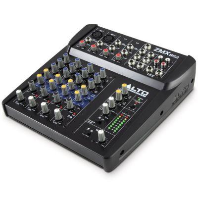 Микшерный пульт Alto ZEPHYR ZMX862 аналоговый