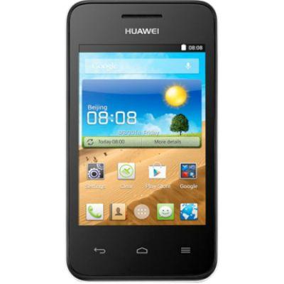 Смартфон Huawei Ascend Y221 3G Y221-U22 Black 51050HUM